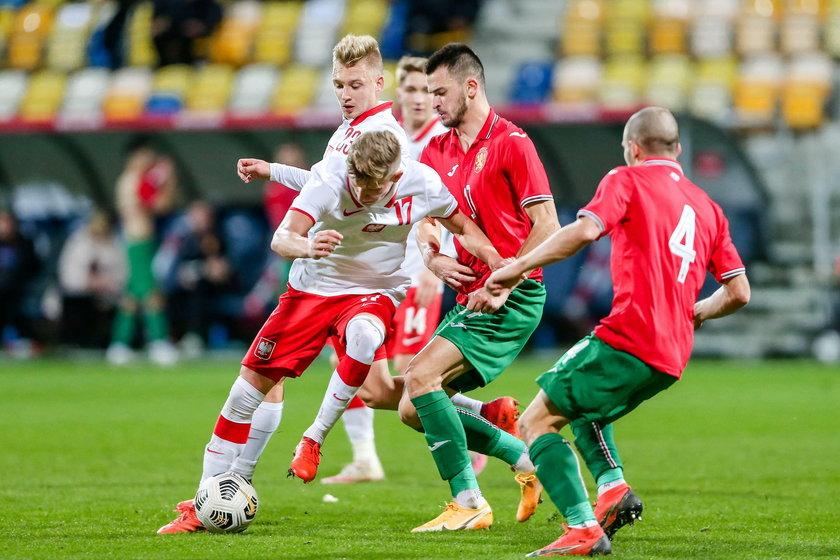 13.10.2020 KWALIFIKACJE MISTRZOSTW EUROPY POLSKA U21 - BULGARIA U21 PILKA NOZNA