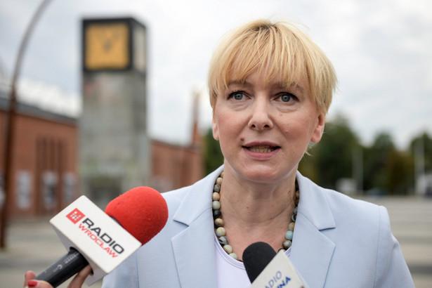 Mirosława Stachowiak-Różecka, przewodnicząca Sejmowej Komisji Edukacji, Nauki i Młodzieży
