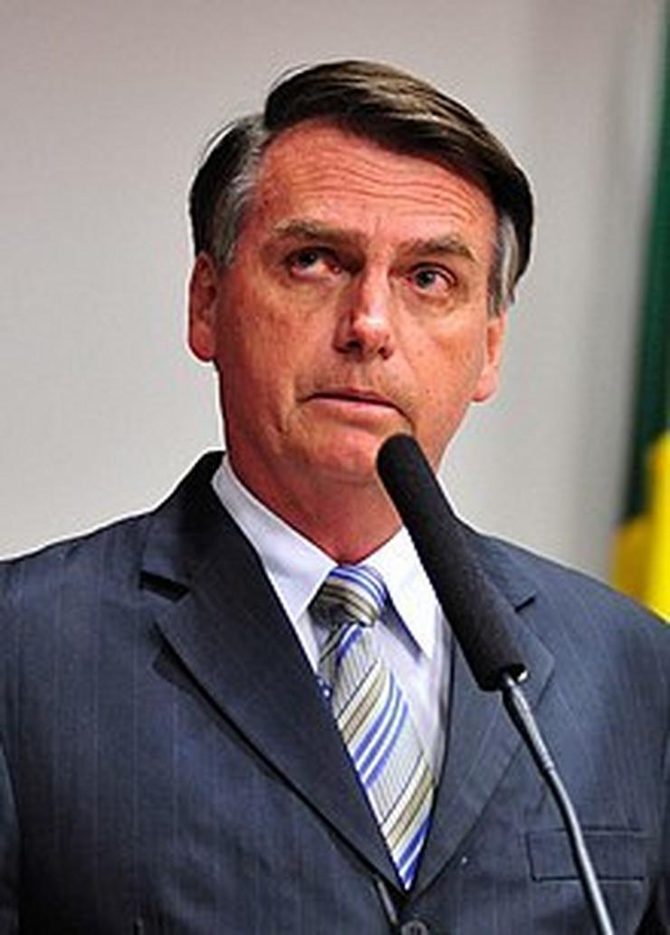 Žair Bolsonaro, Brazil izbori, ultradsenicar, wikipedia
