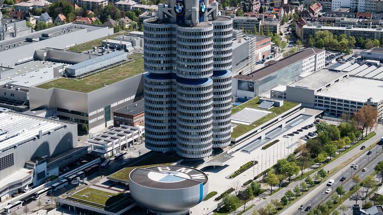 Siedziba BMW w Monachium