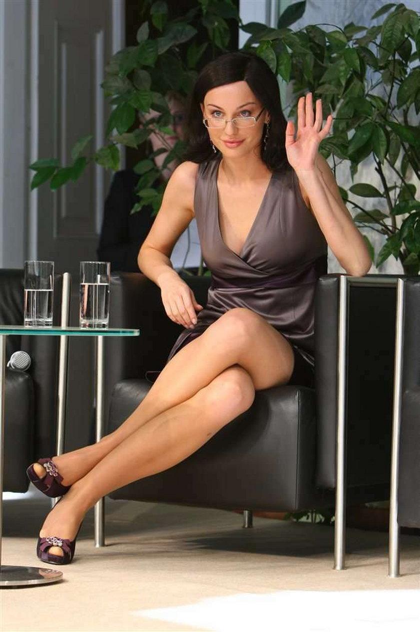 """W """"M jak miłość"""" już niedługo będzie wielkiego powrót aktorki. Do serialu wraca Maja Hirsch, czyli serialowa Iza"""