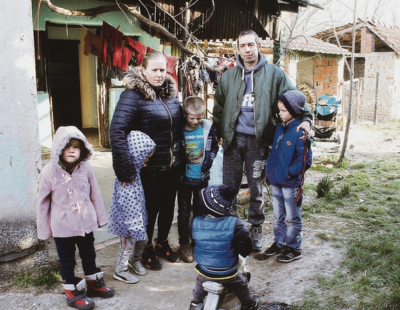 Porodica iz sela Nosa