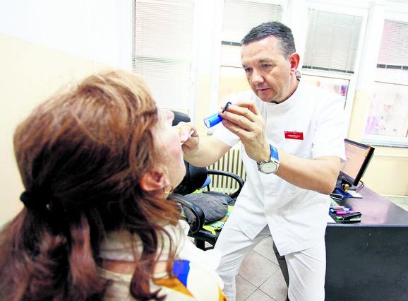 Srbi često idu kod lekara