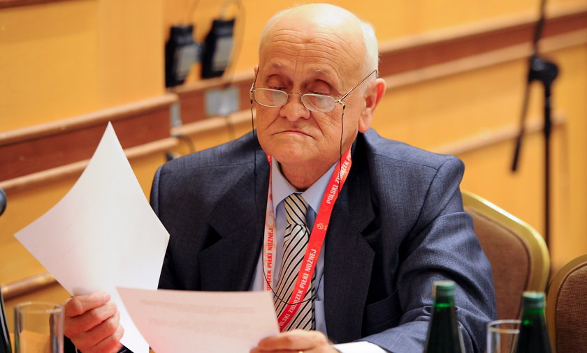 Legendarny polski trener Andrzej Strejlau kończy 75 lat