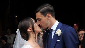 Matteo Darmian wziął ślub