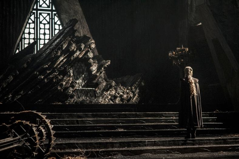 """""""Gra o tron"""": kadr z serialu"""