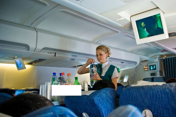 Stjuardesa iz Dubaija