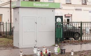 Śmierć policjanta. Sprawcy włamania do bankomatu usłyszeli zarzuty