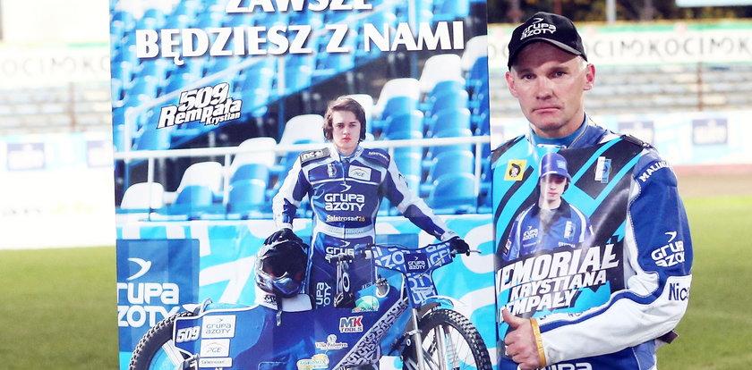 Jacek Rempała został trenerem.  Zadebiutuje w rocznicę śmierci syna