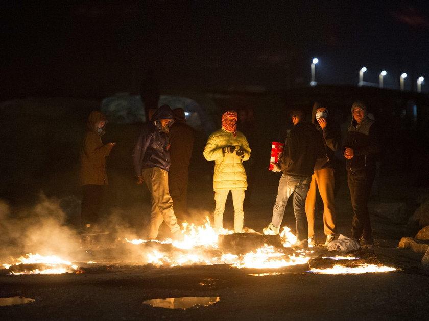 Calais we Francji, 2016 rok