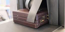 Po powrocie z wakacji znalazł to w walizce!