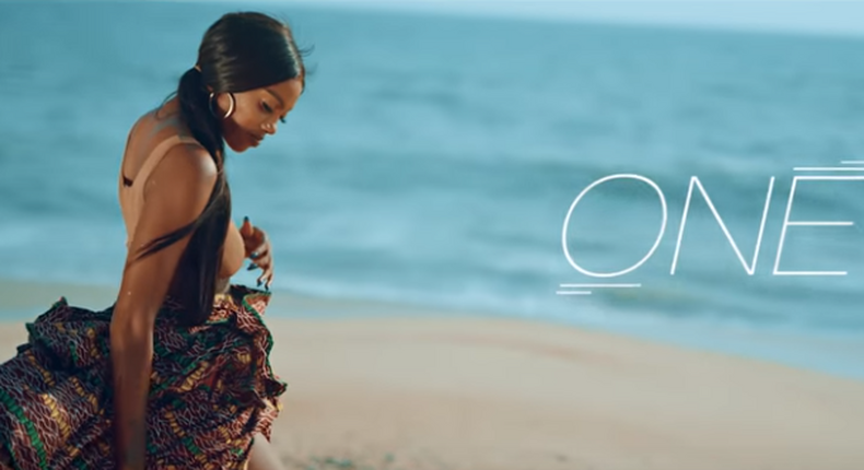 YouTube restores Tiwa Savage's visuals for 'One' to its platform [YouTube/TiwaSavage']