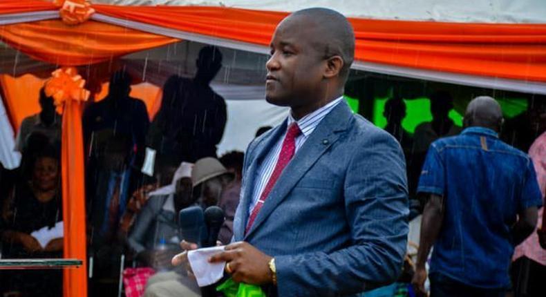 City businessman Jaren Otieno to donate food to vulnerable communities in Ndhiwa, Homabay