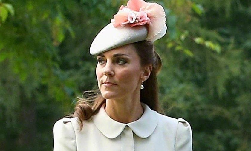 Kreacje księżnej Kate od Alexandra McQuenna