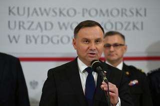 Reżyser frankowej telenoweli - Andrzej Duda