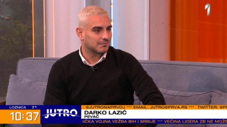 Darko Lazić - jutarnji program