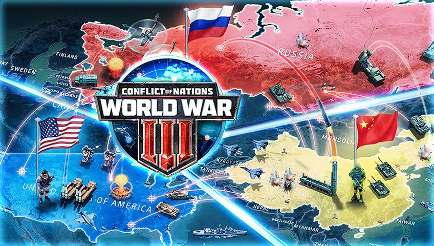 Conflict of Nations: World War III