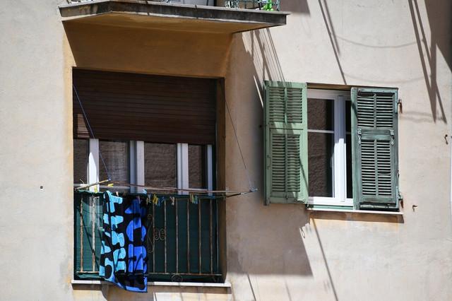 Prozor stana ubice iz Nice