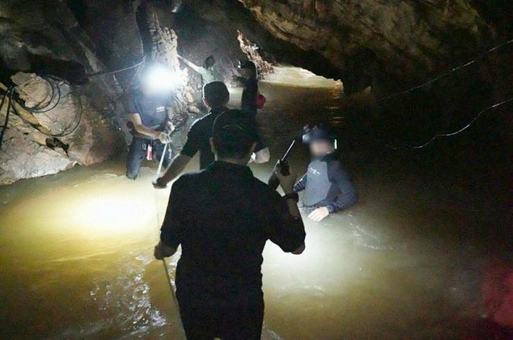 tajland pećina spasavanje