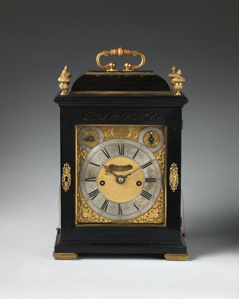 Zegar stworzony przez Thomasa Tompiona
