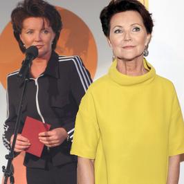 Okiem Wróblewskiej: jak zmieniał się styl Jolanty Kwaśniewskiej?