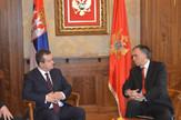 Ivica Dačić i Filip Vujanović, Tanjug, Kabinet Predsednika Crne Gore