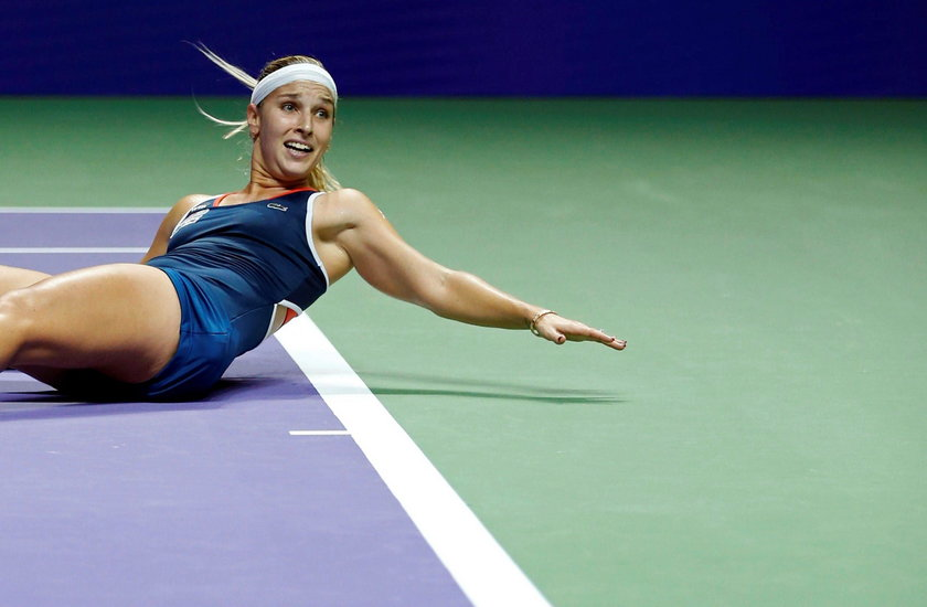 Cudowne wakacje zwyciężczyni WTA Finals