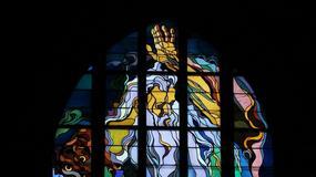 Kraków: ukończono remont witraży Wyspiańskiego w bazylice franciszkanów