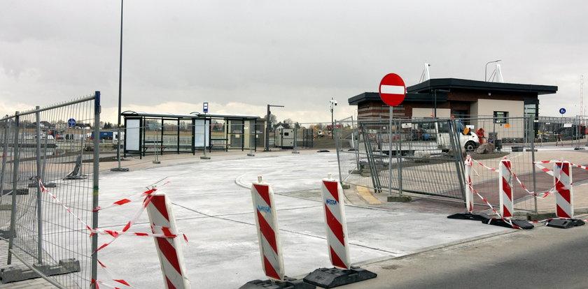 Tak powstaje nowa pętla autobusowa w Sobieszewie