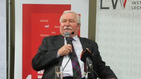 """Lech Wałęsa z KOD w Opolu. """"Musimy organizować się i działać"""""""