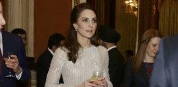 Księżna Kate zaszalała z kreacją. Ładnie, ale drogo
