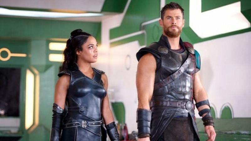 """""""Thor: Ragnarok"""" - kadr z filmu"""