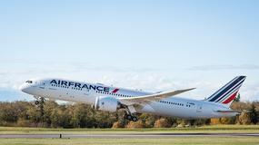 Pierwsze Dreamlinery Air France polecą do Kairu i Montrealu