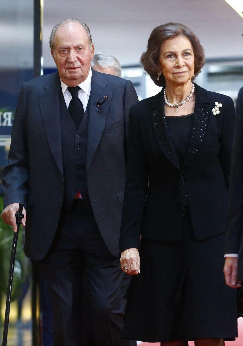 Skandale w rodzinie królewskiej