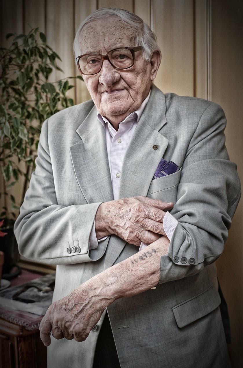 Były więzień Auschwitz wytoczył proces niemieckiej telewizji