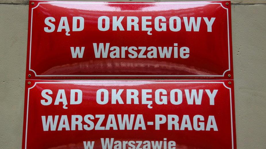 Sąd Okręgowy Warszawa-Praga
