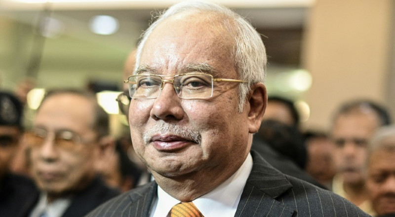 Malaysian ex-PM Najib's first 1MDB trial to proceed