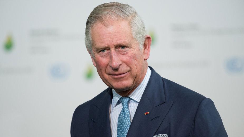 Książę Karol odwiedził królową po śmierci ojca