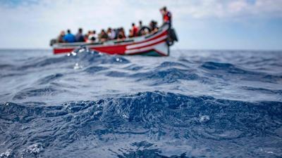 785 migrants dont 50 enfants ont péri au large des îles Canaries en 2021
