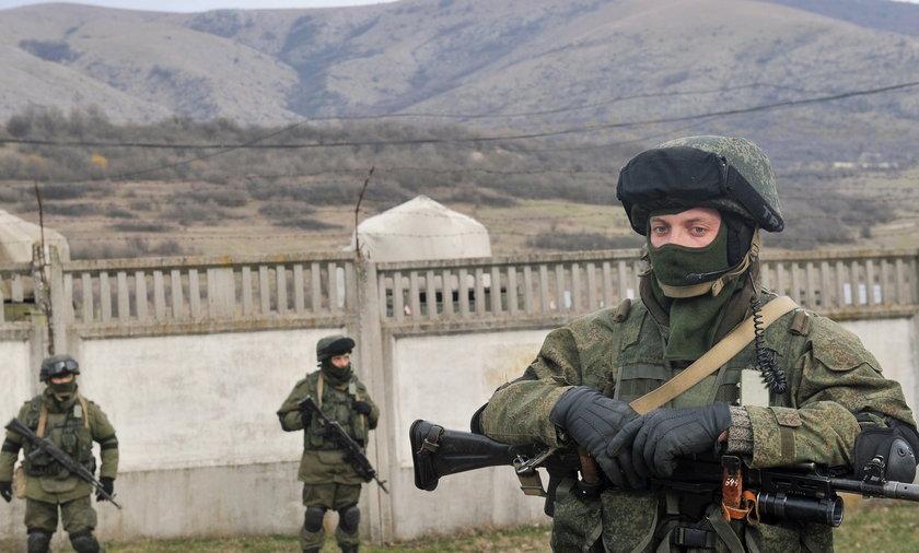 Rosja przejęła władze na Krymie