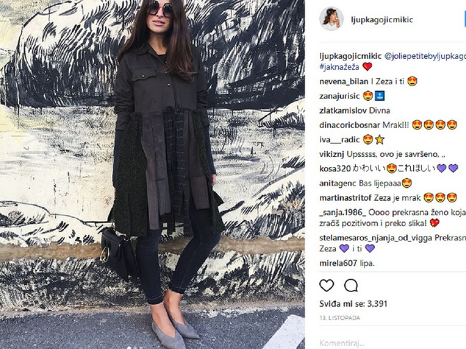 Ljupka je najbolje odevena Hrvatica: I blogerka koja FOTOŠOP uopšte ne koristi