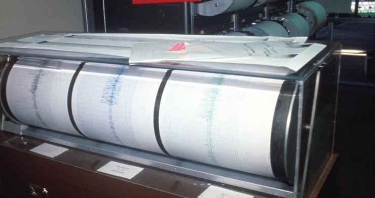 Seismograph public domain