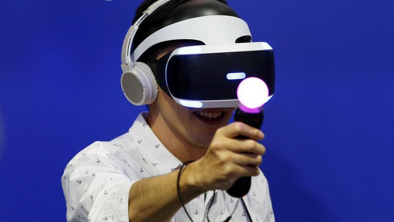 Sukces PlayStation VR zaskoczył Sony