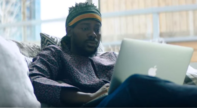 Adekunle Gold shares the visuals to his love anthem 'Before You Wake Up'