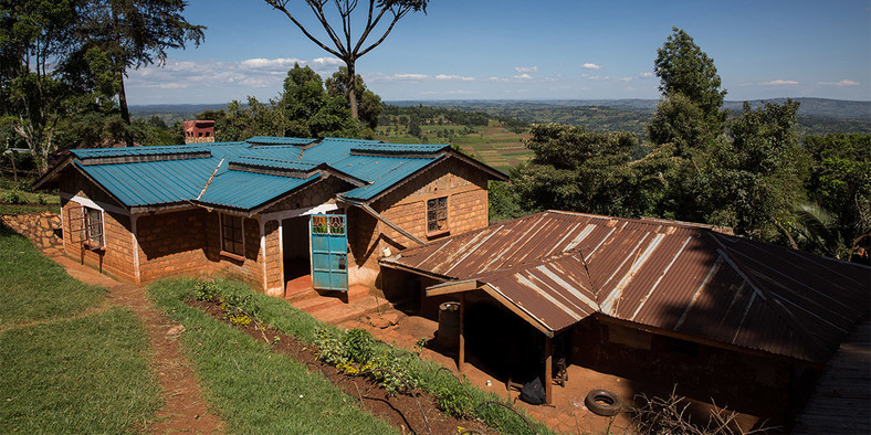 Hundreds of Kenyan families have lift themselves out of Poverty through remittances.