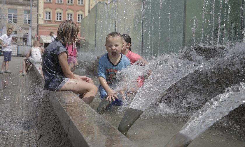 Tropikalne upały w Polsce!