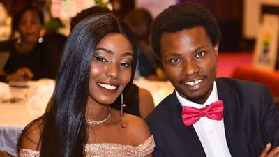 Henry Desagu and Girlfriend announce pregnancy (Photos)