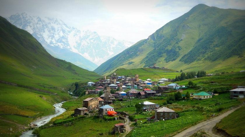 Gruzja: Ushguli