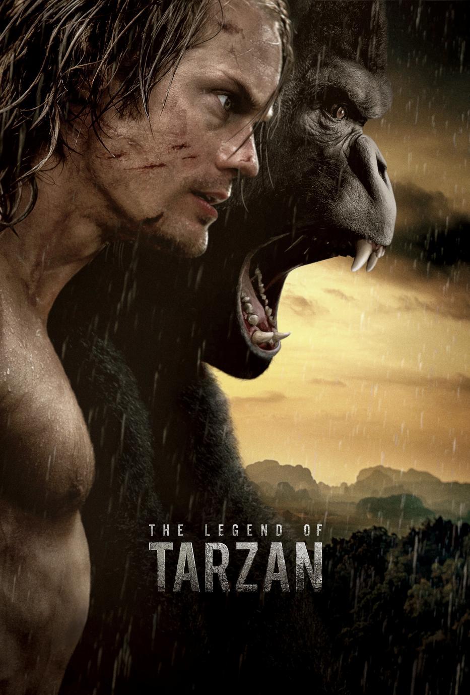 Filmajanlo Tarzan Legendaja A Dzsungel Fianak Kalandjai Blikk