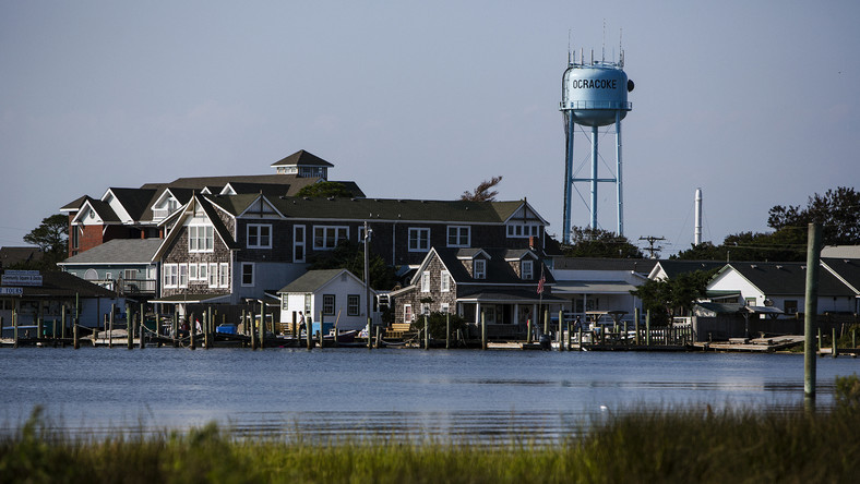 They Rode Out Dorian in the Outer Banks, but Now Comes the Hard Part